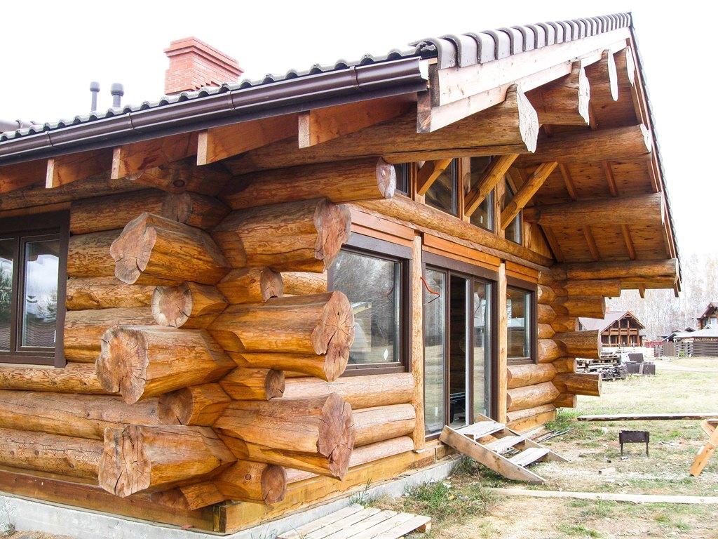 Дома и бани из бруса под усадку в Краснодаре и Краснодарском крае ... | 768x1024